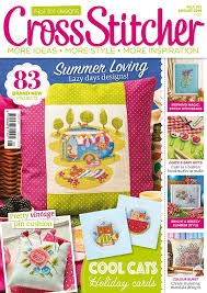 Cross Stitcher Magazine Issue 308 - August 2016