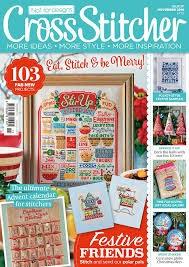 Cross Stitcher Magazine Issue 311 - November 2016