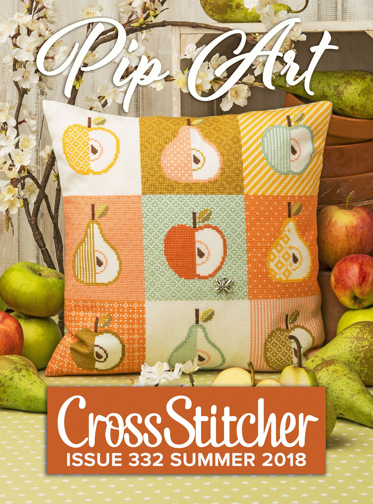 Cross Stitcher Project Pack - Pip Art