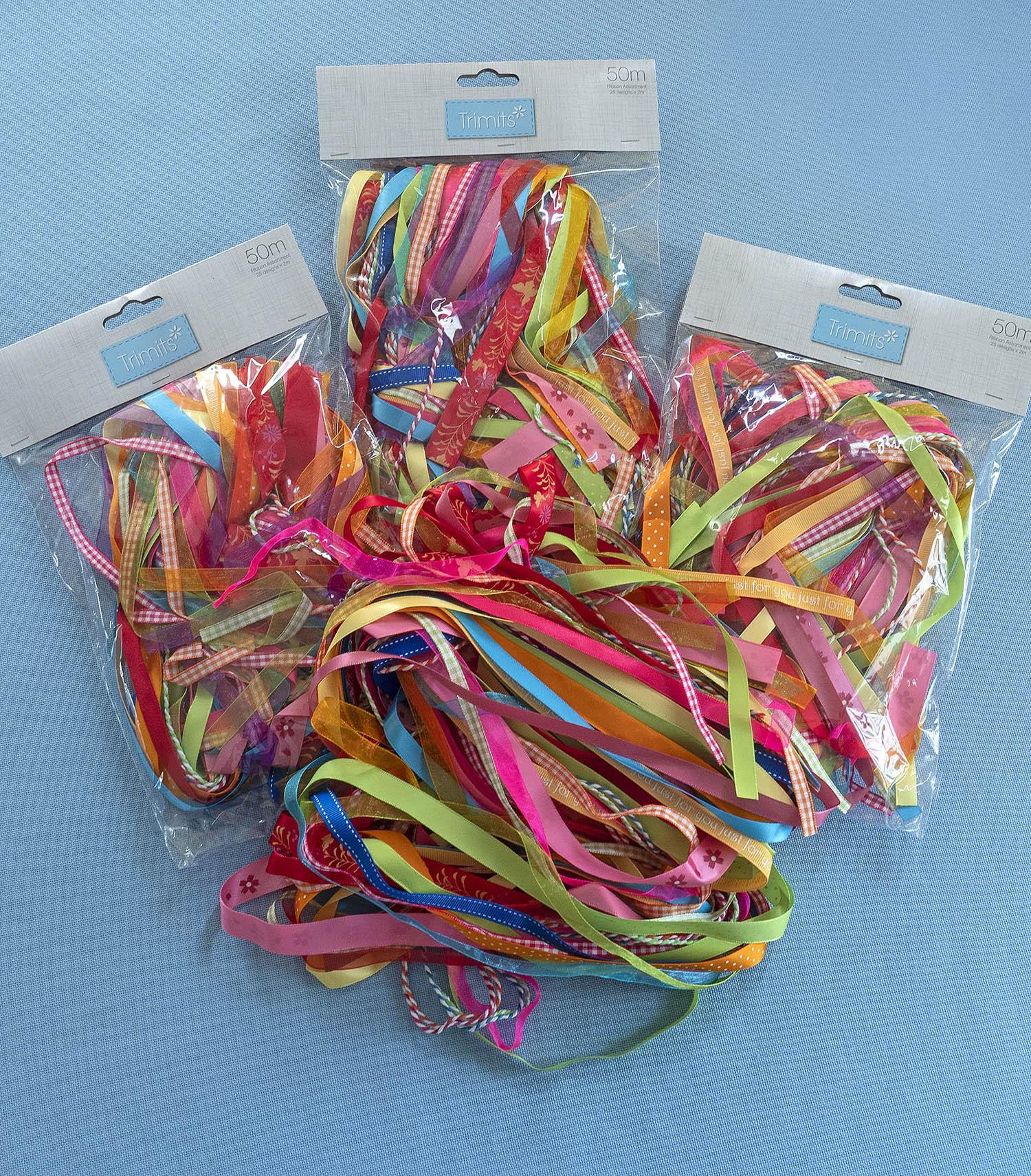 50 metre Ribbon Bundle