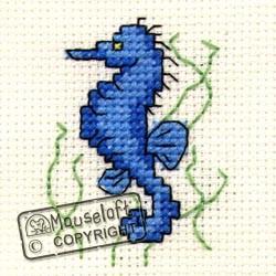 Mouseloft Seahorse - 004-406stl