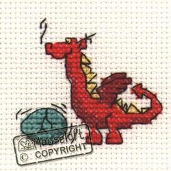 Mouseloft Red Dragon - 004-606stl