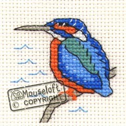 Mouseloft Kingfisher - 004-706stl