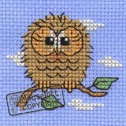 Mouseloft Baby Owl - 004-707stl