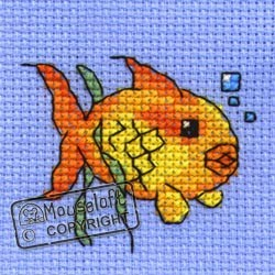 Mouseloft Goldfish - 004-713stl