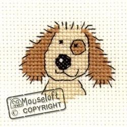 Mouseloft Cuddly Dog - 004-813stl