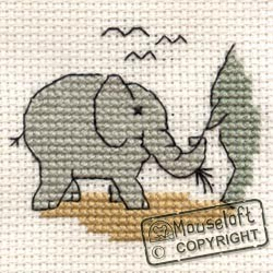 Mouseloft Baby Elephant - 004-903stl