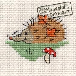 Mouseloft Snuffling Hedgehog - 004-B02stl
