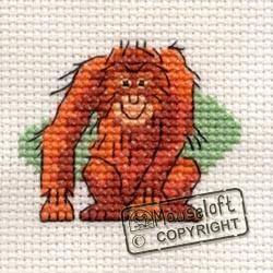 Mouseloft Orang-utan - 004-B06stl