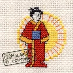 Mouseloft Oriental Lady - 004-C01stl