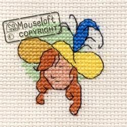 Mouseloft Yellow Hat - 004-C03stl