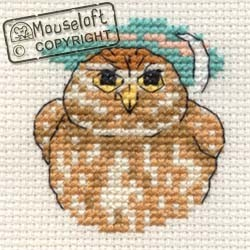 Mouseloft Little Owl - 004-E04stl