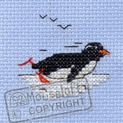 Mouseloft Speedy Penguin - 004-H05stl