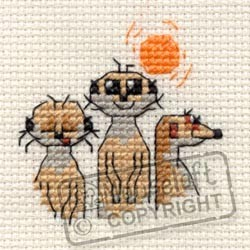 Mouseloft Meerkat Family - 004-H06stl