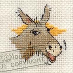 Mouseloft Braying Donkey - 004-J05stl