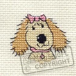 Mouseloft Fifi The Dog - 004-K02stl