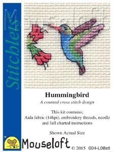 Mouseloft Hummingbird - 004-L08stl