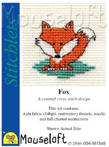 Mouseloft Fox - 004-M15stl