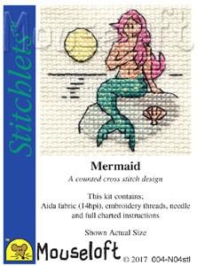 Mouseloft Mermaid - 004-N04stl