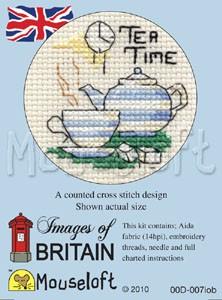 Mouseloft Tea Time - 00D-007iob