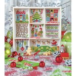 Cross Stitcher Project Pack - More the Merrier XST338