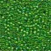 Glass Seed Beads 00167 - Christmas Green