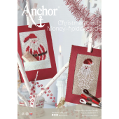 Anchor Christmas Card cross stitch chart