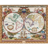 015-0223 - Olde World Map