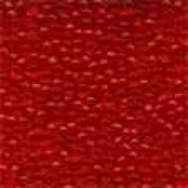 Glass Seed Beads 02013 - Red Red