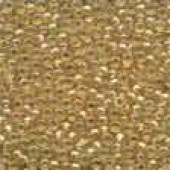 Glass Seed Beads 02019 - Crystal Honey