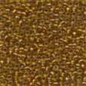 Glass Seed Beads 02040 - Light Amber