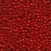 Crayon Seed Beads 02063 - Crayon Crimson