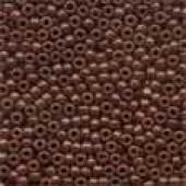 Crayon Seed Beads 02068 - Crayon Brown