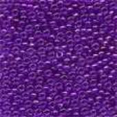Glass Seed Beads 02086 - Purple Electra