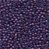 Antique Glass Beads 03053 - Purple Passion