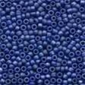 Antique Glass Beads 03061 - Matte Periwinkle