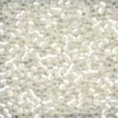 Magnifica Beads 10046 - White Opal