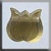 Glass Treasures 12027 - Medium Tulip Yellow