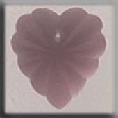 Glass Treasures 12072 - Sarburst Heart Rose