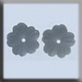 Glass Treasures 12118 - Petite Flower Matte Silver