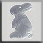 Glass Treasures 12119 - Bunny Matte Crystal