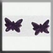 Glass Treasures 12124 - Petite Butterfly Light Amethyst
