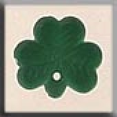 Glass Treasures 12145 - Shamrock Matte Emerald