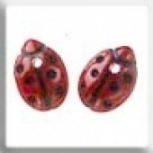 Glass Treasures 12159 - Ladybird Red