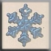 Glass Treasures 12161 - Small Snowflake Mt Crystal