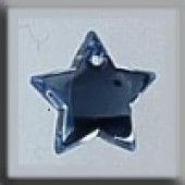 Glass Treasures 12170 - Medium Star Light Sapphire