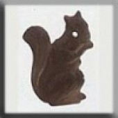 Glass Treasures 12196 - Squirrel Smokey Topaz