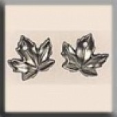 Glass Treasures 12199 - Maple Leaf Metallic