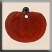 Glass Treasures 12205 - Pumpkin Matte Orange Large