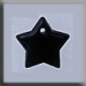 Glass Treasures 12221 - Small Black Star
